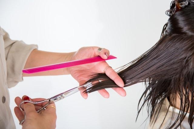 毛髪量を減らす
